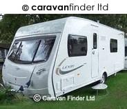 Lunar Lexon 540 2012 caravan