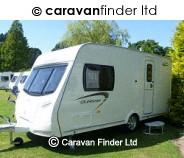 Lunar Quasar 462 2012 caravan