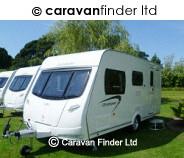 Lunar Quasar 464 2012 caravan