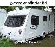 Lunar Quasar 494 2012 caravan