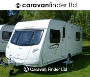 Lunar Quasar 534 2012 caravan