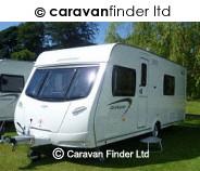 Lunar Quasar 544 2012 caravan