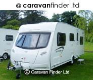 Lunar Quasar 546 2012 caravan