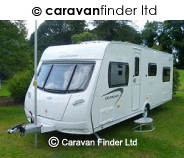 Lunar Quasar 556 2012 caravan