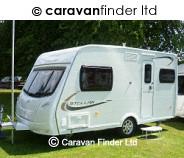 Lunar Stellar 2012 caravan