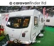 Lunar Ultima 544 2012 caravan