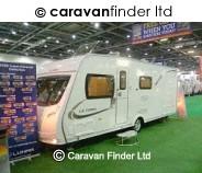 Lunar Ultima 560 2012 caravan