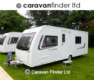 Lunar Clubman SE 2013 caravan