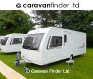 Lunar Clubman SI 2013 caravan