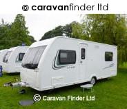 Lunar Lexon 530 2013 caravan