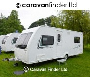Lunar Ultima 530 2013 caravan