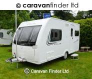 Lunar Stellar 2013 caravan