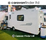 Lunar Ultima 540 2013 caravan