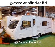 Lunar Ultima 554 2013 caravan