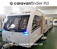 Lunar Clubman SB Saros Edition 2014 caravan
