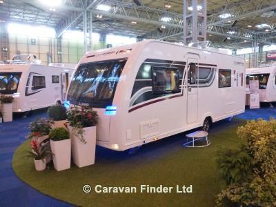 Used Lunar Clubman SE Saros Edition 2014 touring caravan Image