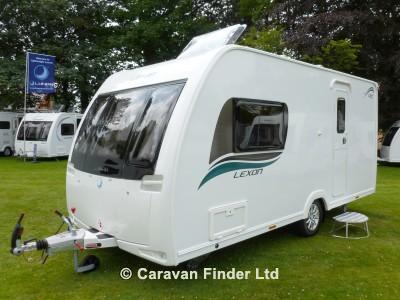 Used Lunar Lexon 470 2014 touring caravan Image