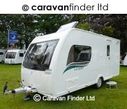 Lunar Lexon 470 2014 caravan
