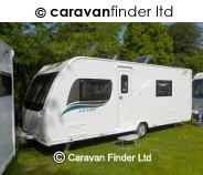 Lunar Lexon 540 2014 caravan