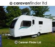 Lunar Lexon 560 2014 caravan