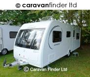 Lunar Quasar 546 2014 caravan