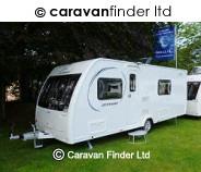 Lunar Quasar 554 2014 caravan