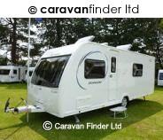 Lunar Quasar 564 2014 caravan