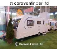 Lunar Ultima 524 2014 caravan