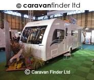 Lunar Ultima 560 2014 caravan