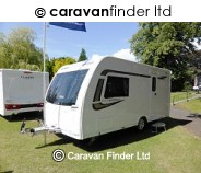 Lunar Clubman CK 2015 caravan
