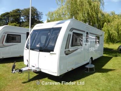 Used Lunar Clubman SE 2015 touring caravan Image