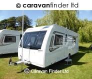 Lunar Clubman SE 2015 caravan