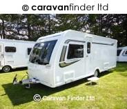 Lunar Clubman SI 2015 caravan