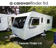 Lunar Lexon 540 2015 caravan