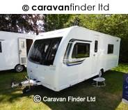 Lunar Ultima 540 2015 caravan