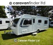 Lunar Lexon 590 2015 caravan