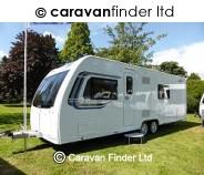 Lunar Ultima 640 2015 caravan