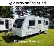 Lunar Quasar 525 2015 caravan