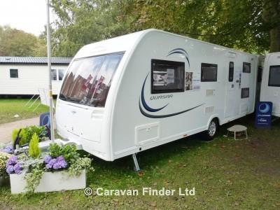 Used Lunar Coneyhurst (Quasar 586) 2015 touring caravan Image