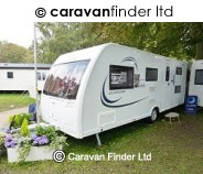 Lunar Quasar 586 2015 caravan