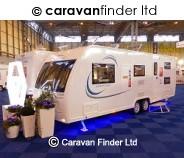 Lunar Ultima 646 2015 caravan