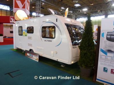 Used Lunar Ultima 462 2015 touring caravan Image
