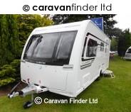 Lunar Lunar Clubman ES 2016 caravan