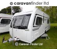 Lunar Clubman SB 2016 caravan