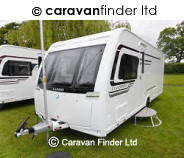 Lunar Clubman SI 2016 caravan