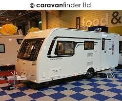 Used Lunar Eclipse 17 4 2016 touring caravan Image