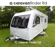 Lunar Lexon 540 2016 caravan