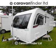 Lunar Lexon 560 2016 caravan