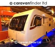 Lunar Lexon 580 2016 caravan