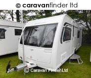 Lunar Solaris 544 2016 caravan